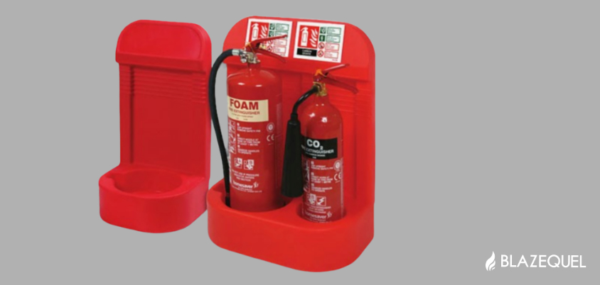 Fire Extinguisher Cabinets & Stands