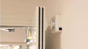 Fire Door Holdback u0026 Closing Systems & Blazequel - Fire Door Holdback u0026 Closing Systems