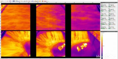 Thermal Imaging Display
